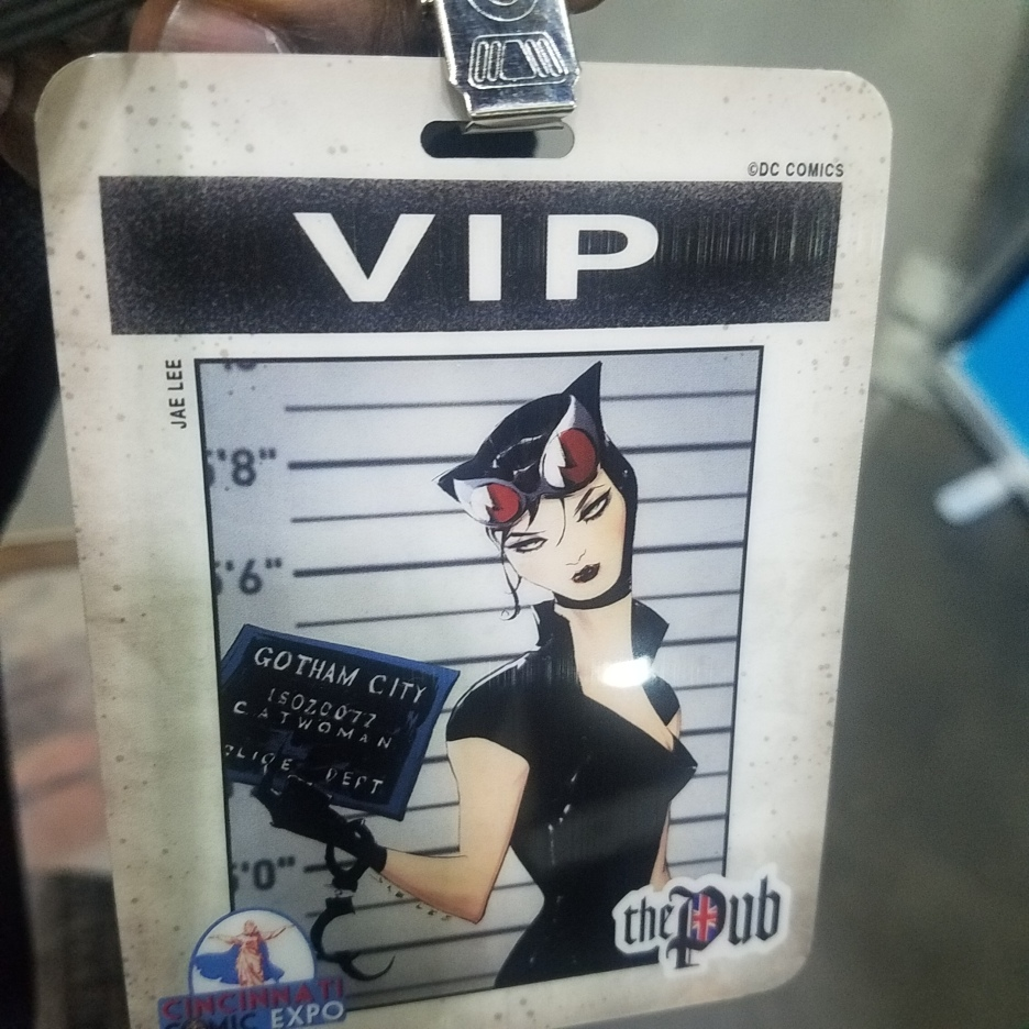 VIP only for me...