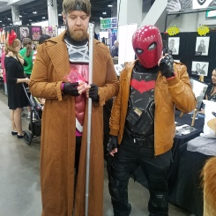 Gambit vs Red Hood