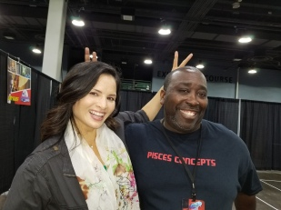Katrina Law, always being silly!