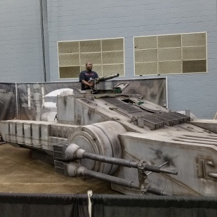 The Rogue One tank