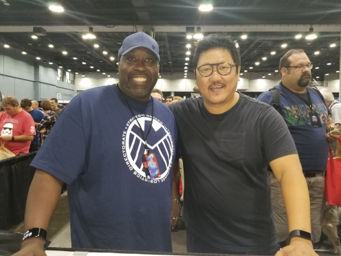 benedict wong from dr strange